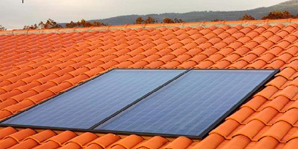 Resultado de imagen de cubierta colector solar plano